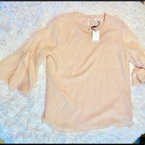 NWT Calvin Klein blouse